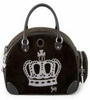 "Сумка ""Juicy Couture Crown "" черная"